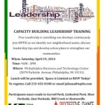 Capacity Building Leadership Training