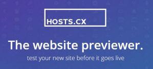 hosts.cx logo