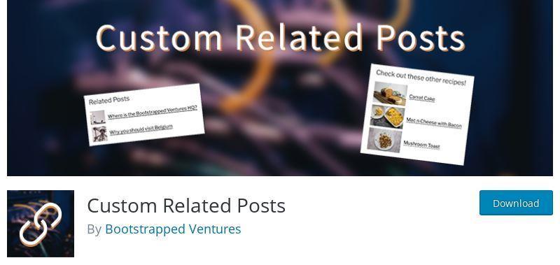 Custom Related Posts