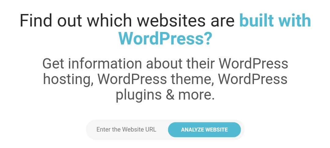 How to Tell if a Website is WordPress