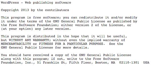 Check the License.txt file