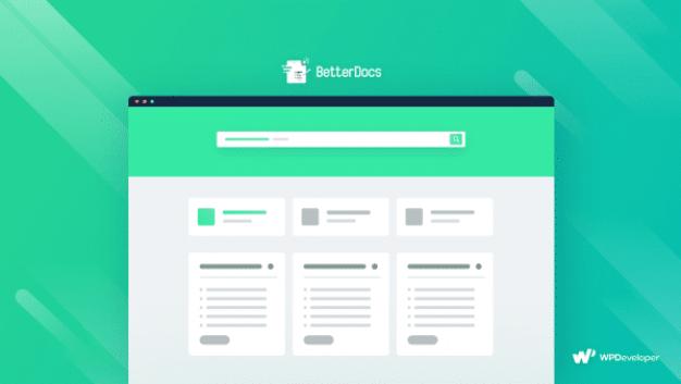 BetterDocs WordPress Documentation Plugin