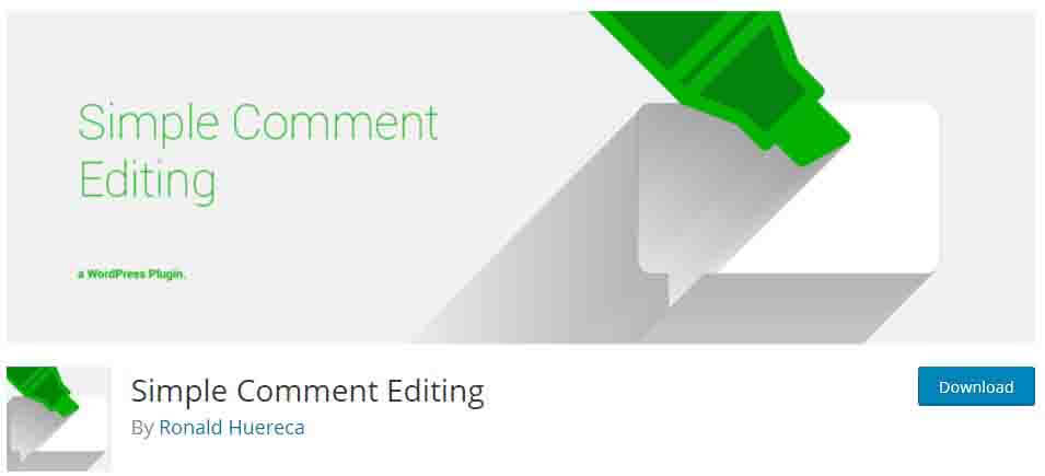 Simple-Comment-Editing-WordPress-Comments-Plugins