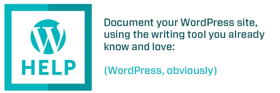 WP Help WordPress Documentation Plugin
