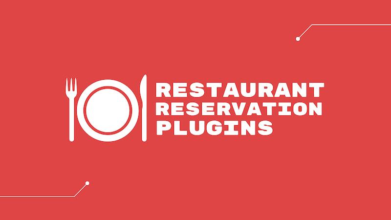 WordPress Restaurant Reservation Plugin