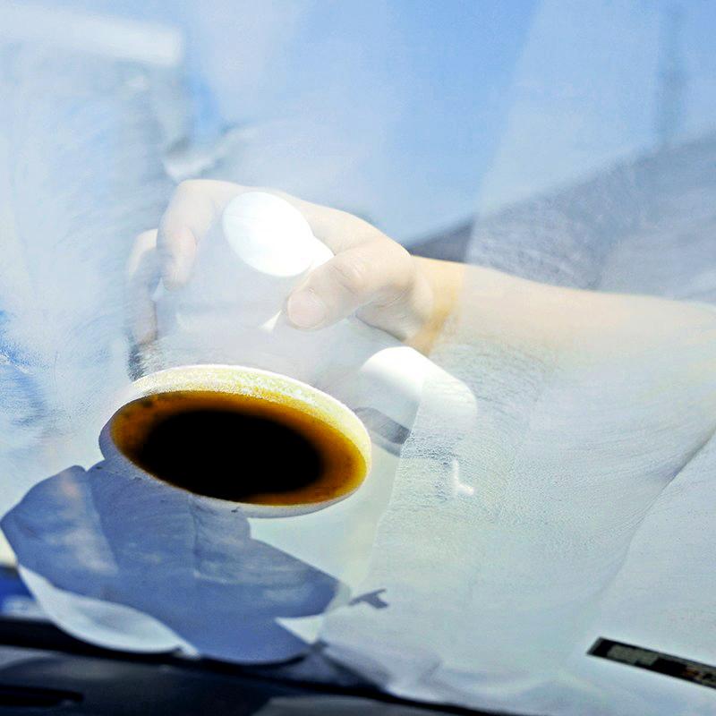 4吋薄海綿_玻璃除油膜