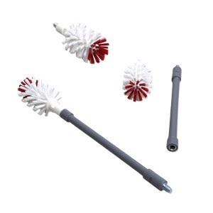 Rims Brush  & Extending Stick