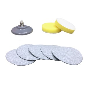 2″ Backing Plate Kit