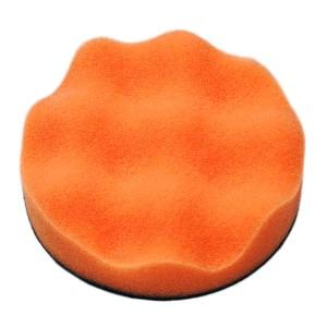 4″ Waffle Foam Pad (Black Orange)*6