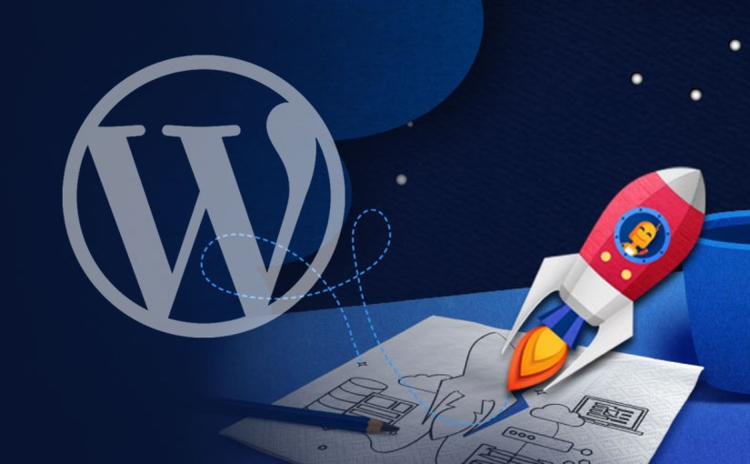 wordpress with amazon lightsail