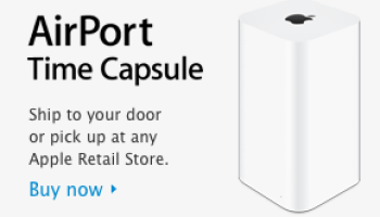 What are the credentials to your AirPort Time Capsule | The WP Guru