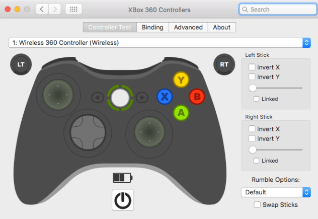 How to connect your Xbox 360 Controller to Dolphin for Mac