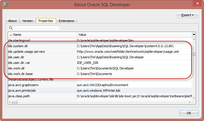 How to break SQL Developer -or- Dr  It hurts when I do this