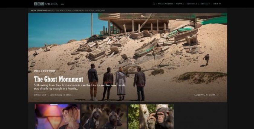 BBC America- Big Brands That Use WordPress 2018