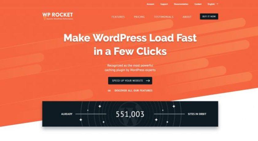 WP Rocket WordPress Halloween Discounts