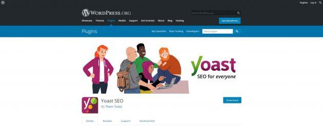 yoast- how to create a news website in WordPress