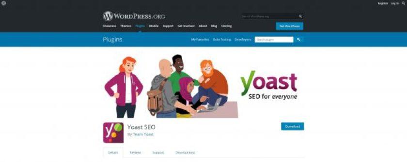 Yoast SEO- wordpress image attachment page