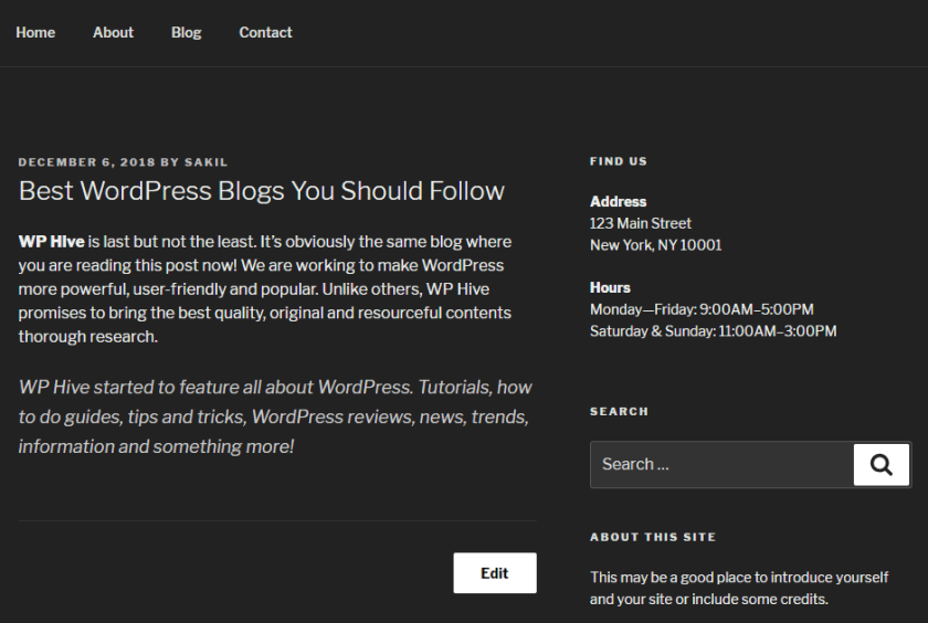 post publishing- allow users to submit posts