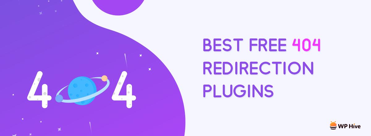 Best 404 Redirect Plugins