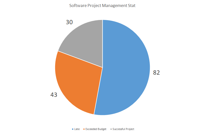 Project Management Stats
