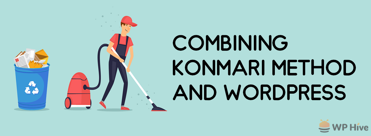 Konmari Method WordPress