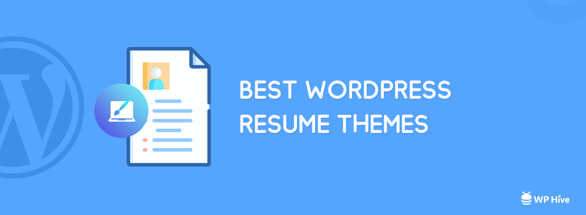 9+ Best WordPress Resume (CV) Themes for Landing Your Dream Job