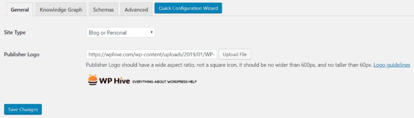 WordPress Schema Plugin