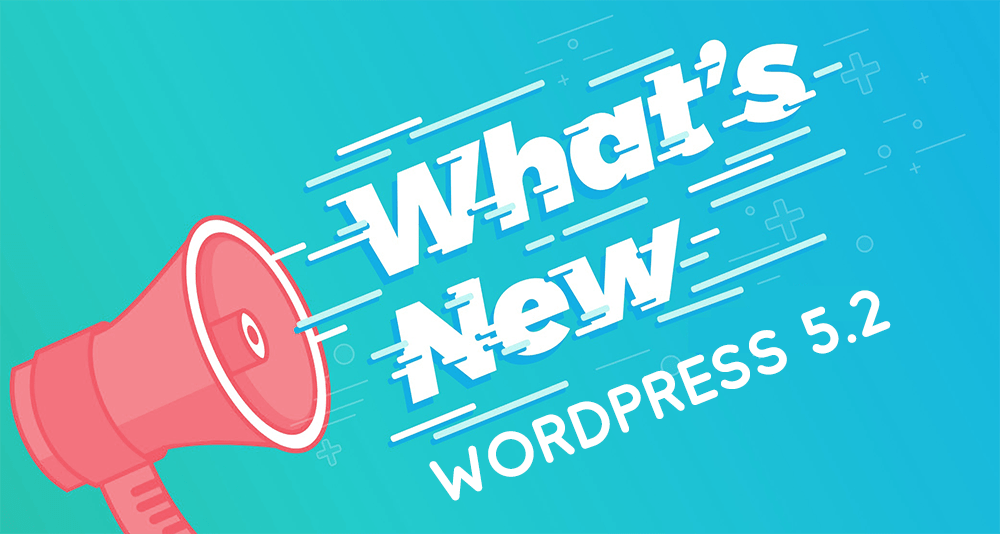 WordPress 5.2 Brings Site Health, New Icons and Improvements to Gutenberg Block
