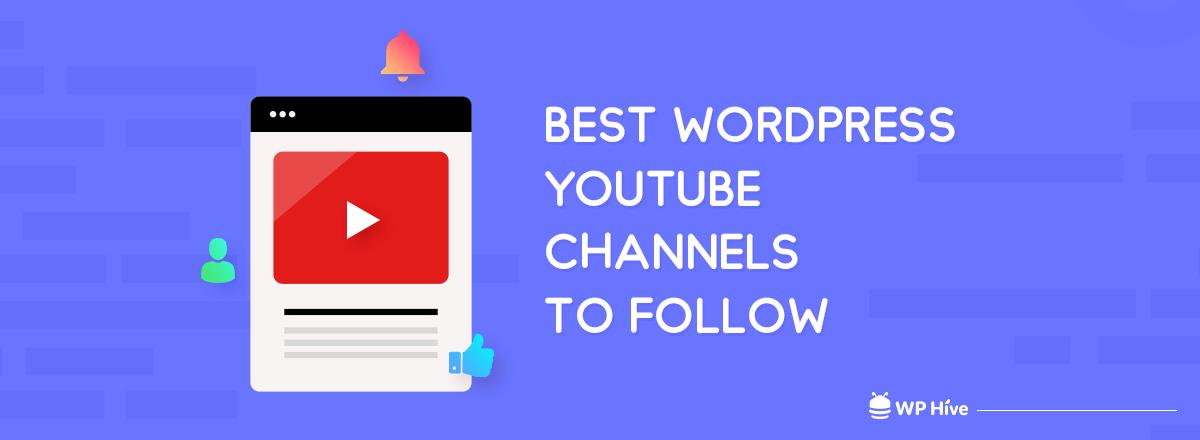 Best WordPress Channels to Follow on YouTube 1