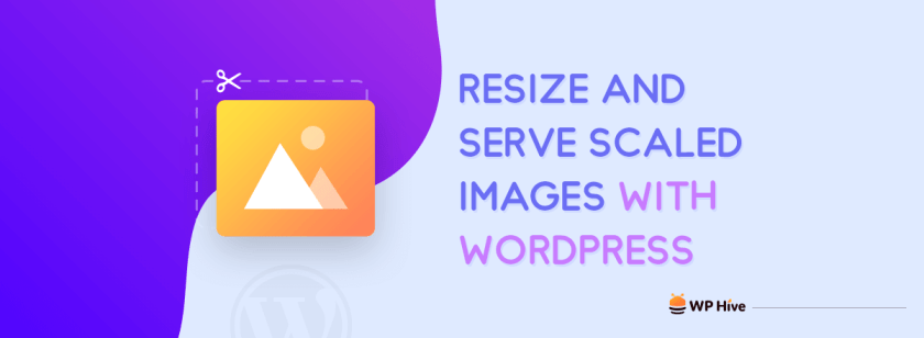 Resize and Serve Scales Images