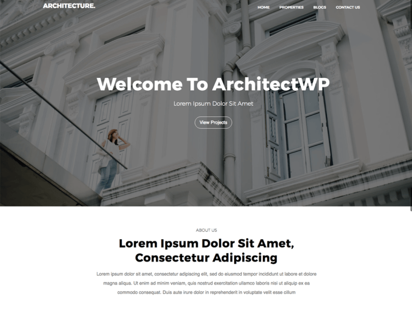 ArchitectWP