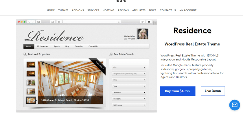Residence Real Estate Theme
