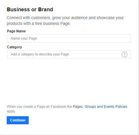 Business or Brand