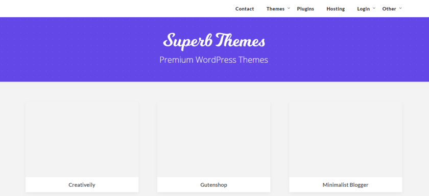 Superb Themes
