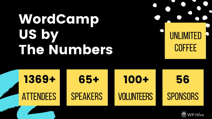 Recap: WordCamp US & State of The Word 2019 - Everything That You Might Have Missed Under 5 Mins ✨ 12