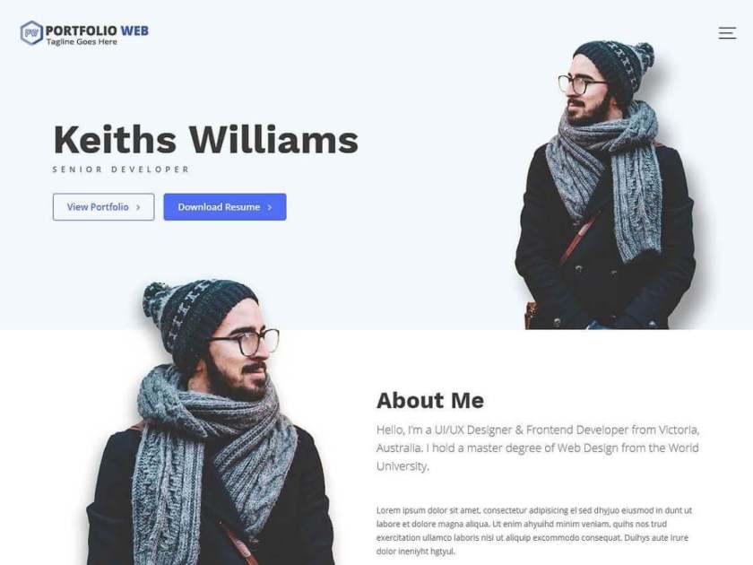 21 Best Minimalist WordPress Themes for 2020! 12