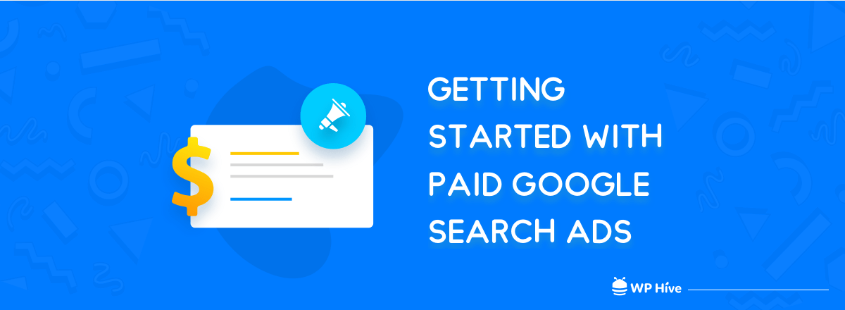 paid search marketing with Google ads