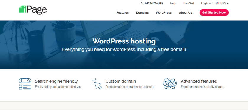 iPage-WordPress Hosting