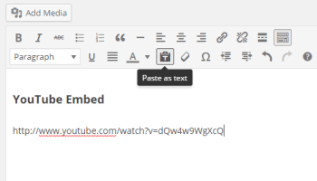 How to Embed a Video in WordPress - WordPress HowTo