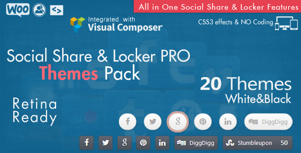 Social Share & Locker Pro WordPress Plugin 21