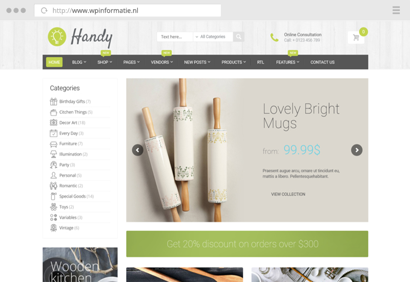 handy-woocommerce-theme