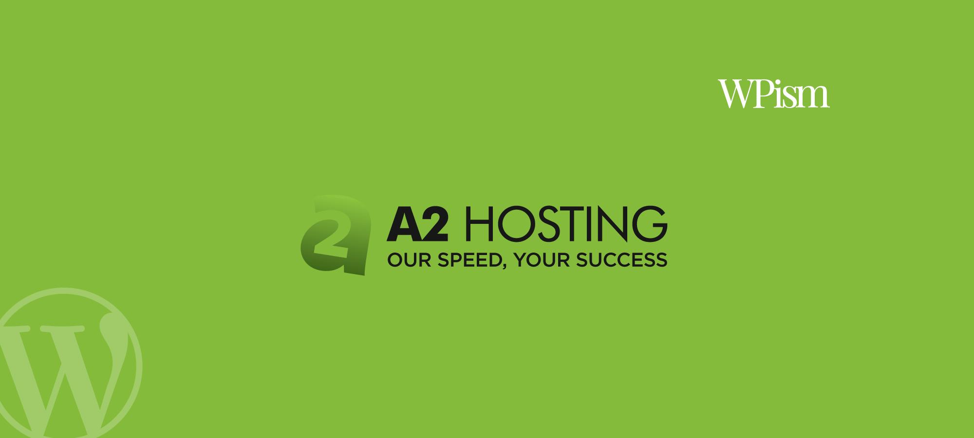 A2 Hosting Coupon WordPress Hosting