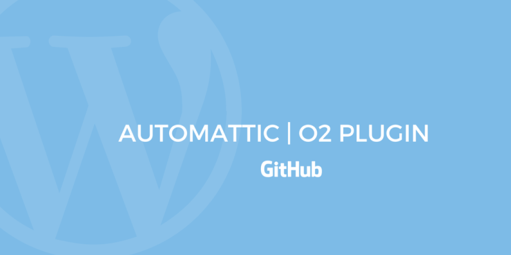 O2 Plugin released publicly on GitHub