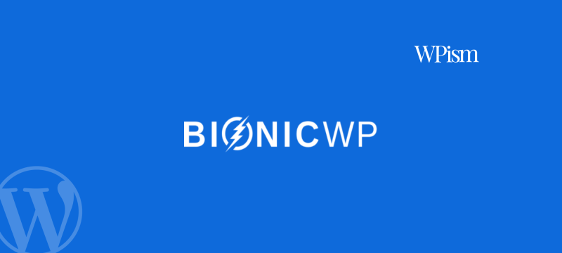 BionicWP Review WordPress Hosting WPism