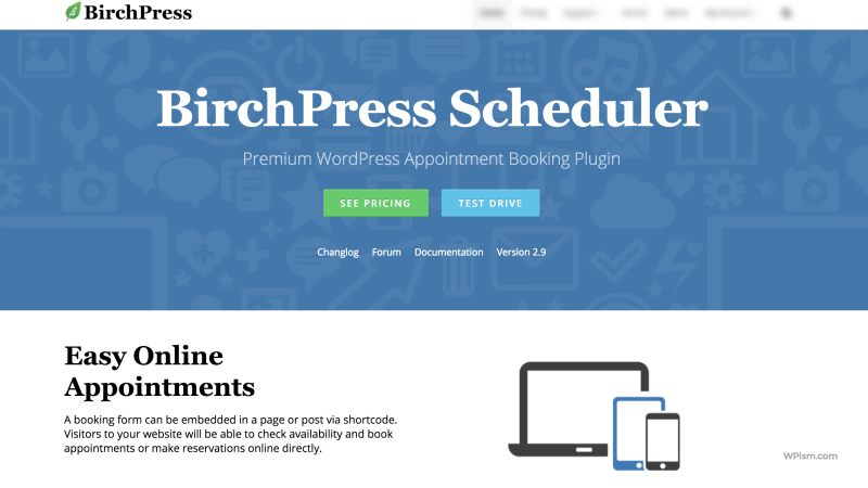 BirchPress Scheduler WordPress Appointment Booking Plugin