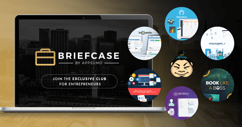 Briefcase AppSumo Deal Offer new