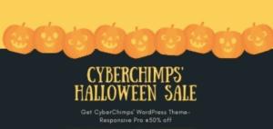CyberChimps Halloween Sale Deal