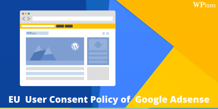 How to Comply with EU Cookie policy of Google AdSense