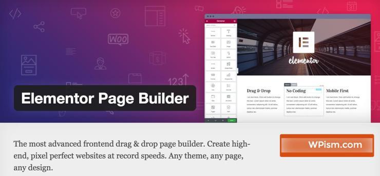Elementor WordPress Plugin Official