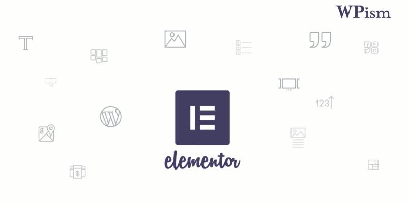 Elementor WordPress Plugin Page Builder